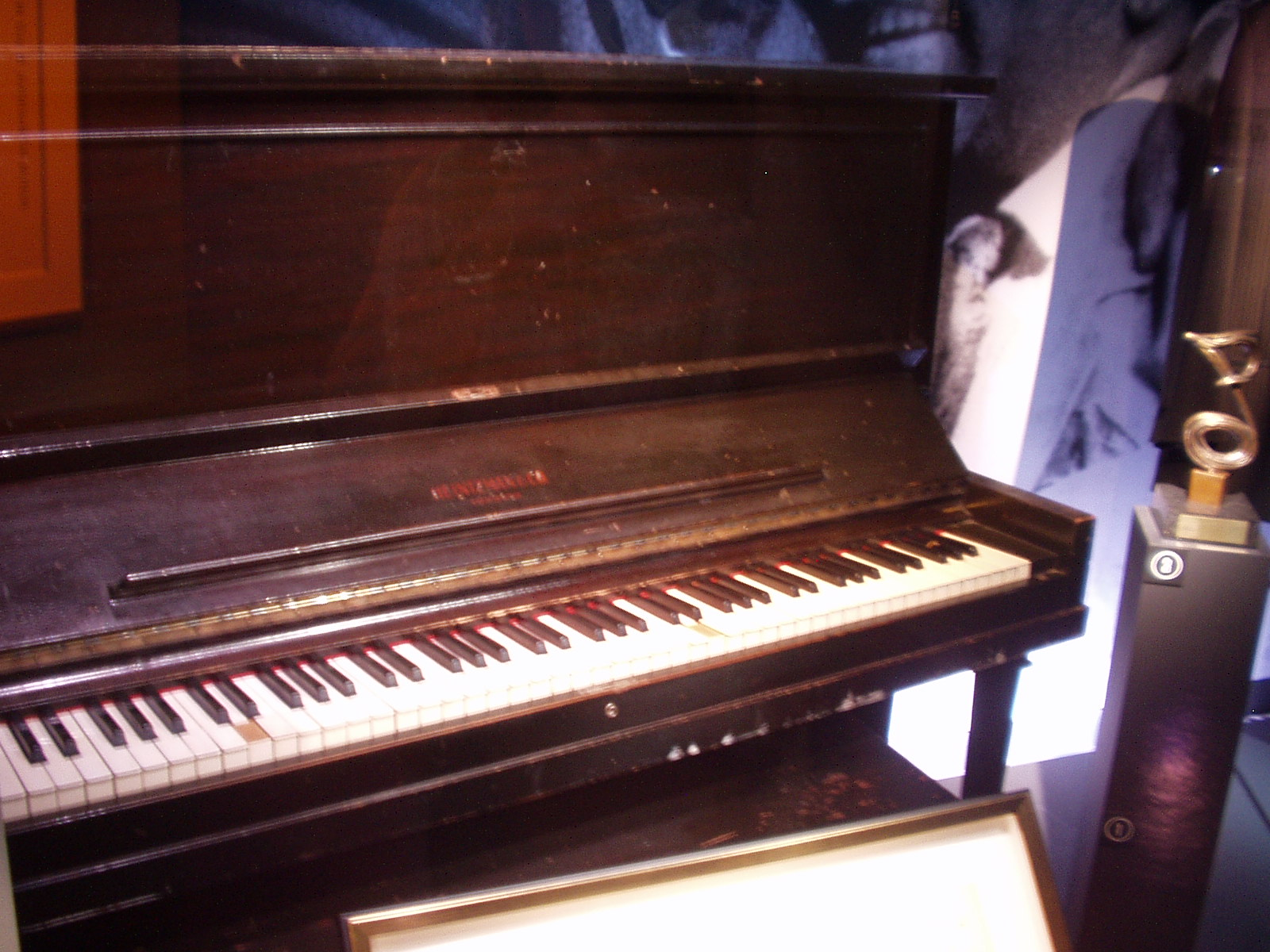 Daisy Petersons Piano